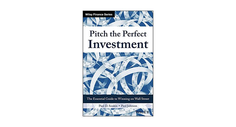 讀書心得-《Pitch the perfect investment》