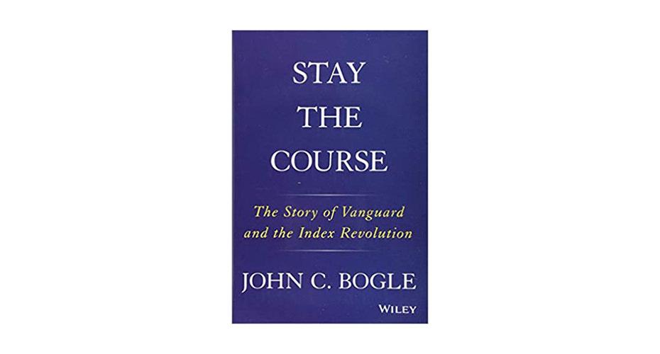讀書心得-《Stay the Course》堅持到底:指數投資之父Bogle回憶錄
