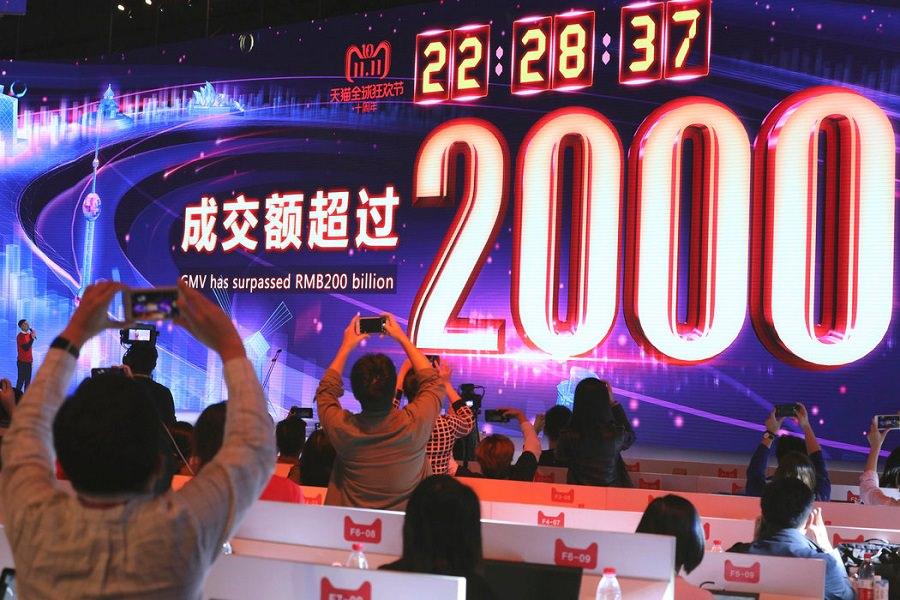 雙11這天:你需要知道的Alibaba(BABA)