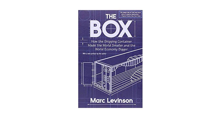 《The Box》你知道什麼是集裝箱嗎?集裝箱如何改變世界?