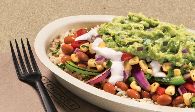 今年以來股價飆漲50%的餐飲股-Chipotle Mexican Grill (CMG)